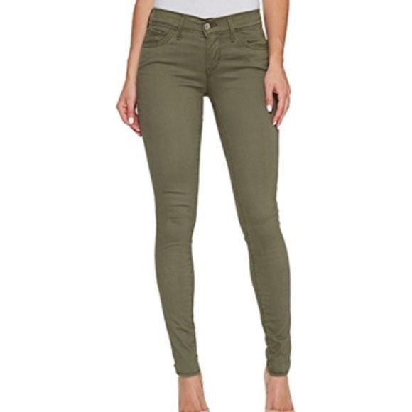 bca54a896925 Levi's Jeans | Levis 710 Super Skinny Soft Olive Green | Poshmark